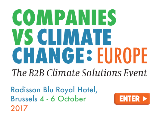 Companies vs Climate Change: Europe 2017