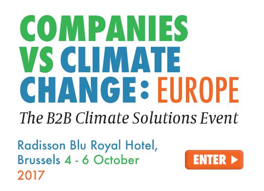 Companies vs Climate Change: Europe 2017