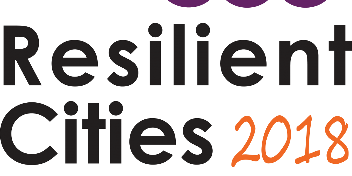 Resilient Cities 2018_
